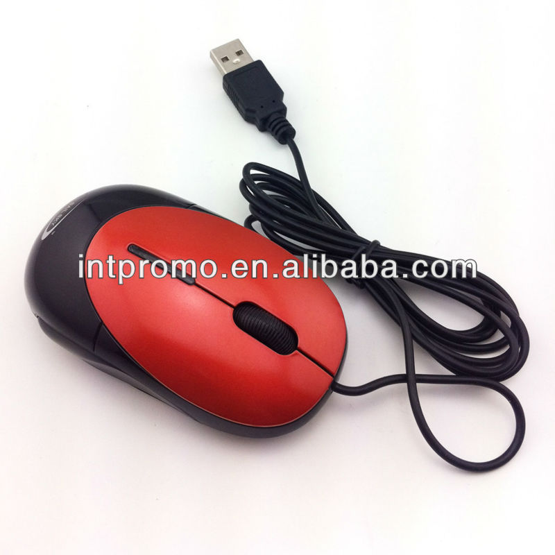 High speed usb optical wired mouse
