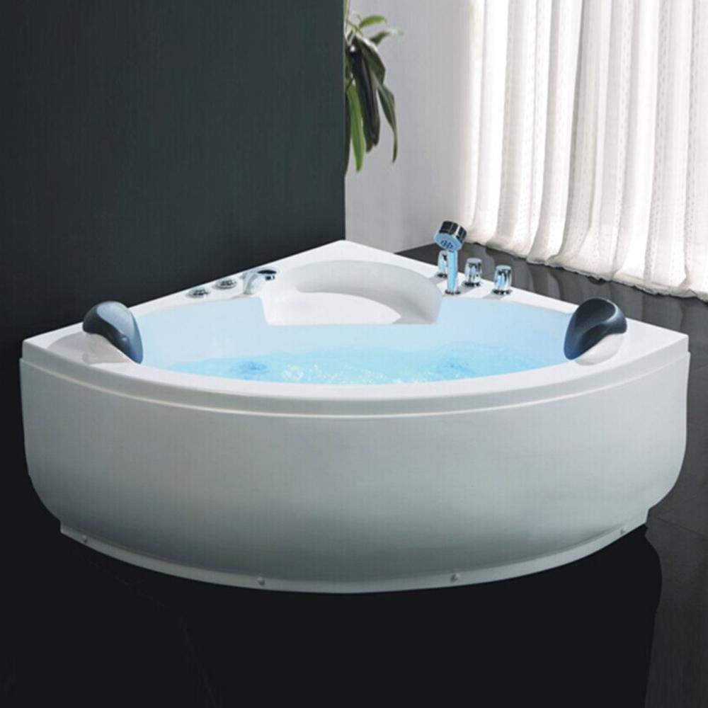 Discount 2 Person Jetted Bathtubs,Acrylic Sheet Bathtub,Corner ...