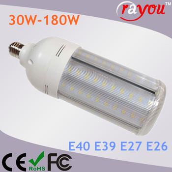 360 Degree 150w Led Light Bulb Epistar Led Corn Lamp 150 Watt E40
