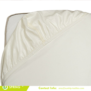 High Quality Hot Sale Modern China Compressibility Gots Crib Mattress Protector