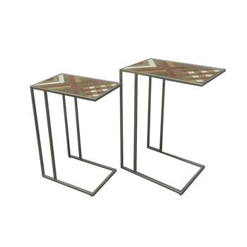 Hj7488 Moroccan Style Chinese Fir Veneer Rectangular Side Coffee Table Buy Moroccan Coffee Table Rectangular Coffee Table Chinese Coffee Table