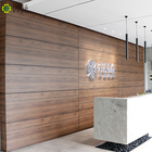 High Quality Latest Modern Simple Design 16mm Melamine Indoor Wood Wall Cladding For Decorative Wall