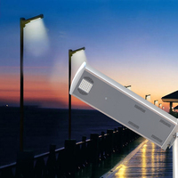 Factory Professional Aluminum Alloy LED Outdoor Lighting IP65 Waterproof Solar Road Light
