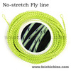 2016 New Design Quality No Stretch fly fishing line