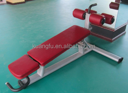 Adjustable Decline Abdominal Bench