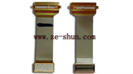mobile phone flex cable for Samsung D880 slider flex
