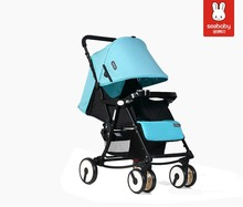 Q4 Alibaba Hot Selling New Design Baby Rocking Stroller 3-in-1 with price hot mom baby stroller