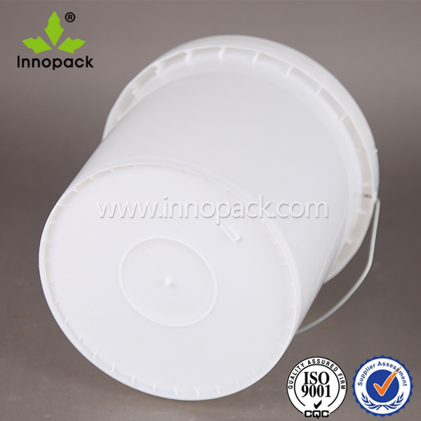 10 liter pp clear plastic pail plastic bucket with spout