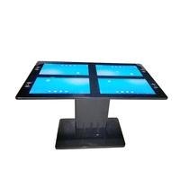 Restaurant Interactive Multi Touch Screen Smart Table