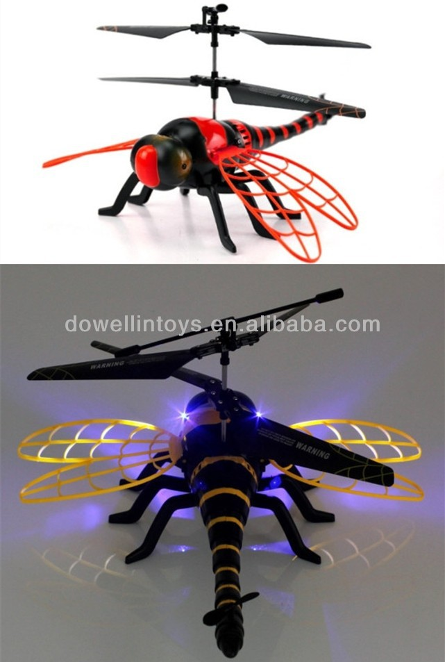 Simulation Dragonfly IR 4.5CH Remote Controlled Helicopter