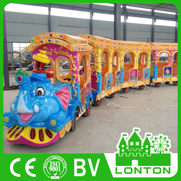 Kids Small Train, Amusement Train in Shopping Mall outdoor parks for sale
