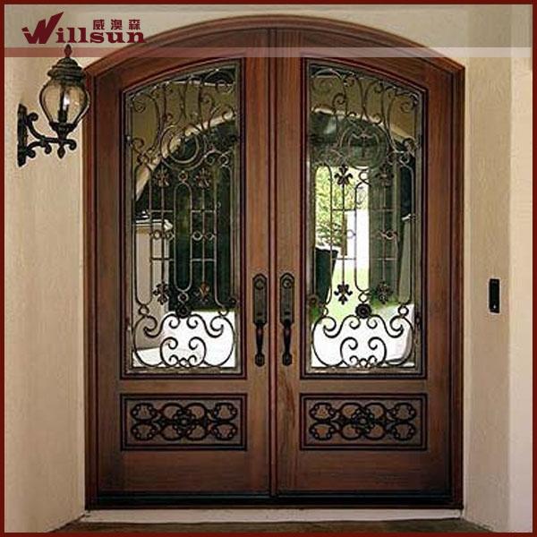 Exterior Carved Wood Door Exterior Carved Wood Door Suppliers And