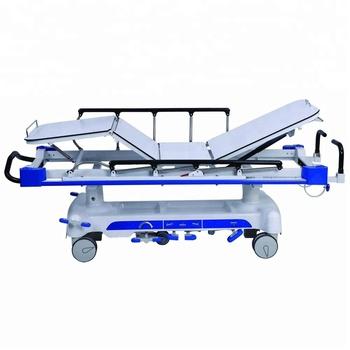 Cy-f622 Used First-aid Equipment Emergency Ambulance Hydraulic Stretcher  For Sale - Buy Hydraulic Stretcher,Hydraulic Ambulance Stretcher,Ambulance