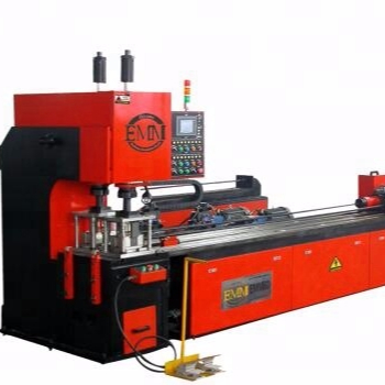 EMM60B Métal Tube Trou Machine de Poinçonnage métal poinçonnage machine en acier perforation machine