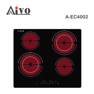 CE/CB/EMC/LVD available cooking appliances Vitroceramic glass ceramic hob/infrared cooker