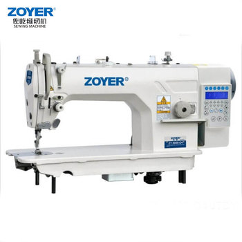 Zy400dd40 Zoyer Computer Lockstitch Industrial Tailor Sewing Fascinating Tailor Sewing Machine