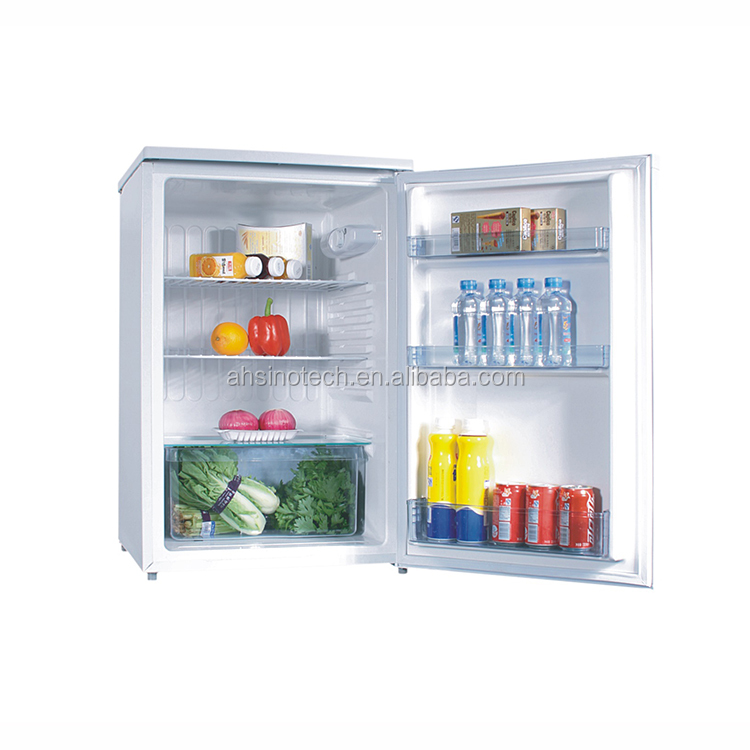Made in China superior quality single door kitchen fridge and outdoor ice freezer