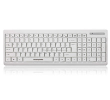 Motospeed K139 WIred USB Super-slim Noiseless Chocolate Wired Keyboard