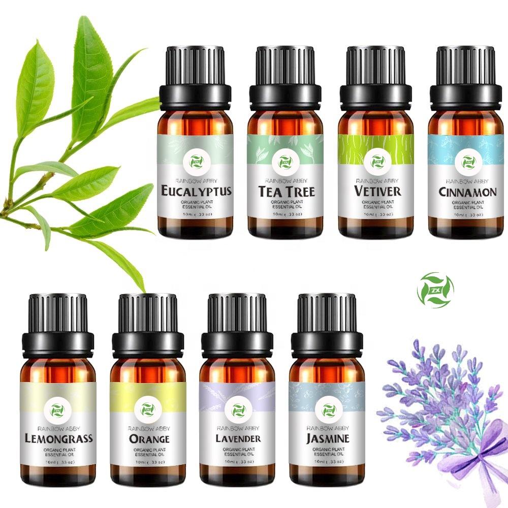 Hot Selling OEM Private Label Top Grade Relaxing Moisturizing Repairing Natural Pure Essential Oil Set фото