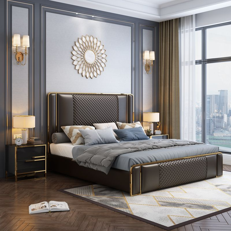Modern Bed Room Furniture Bedroom Set