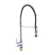 New pop up spring loaded high arc pull down kitchen faucets