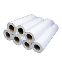 Cheap Price In Stock 40gsm Roll Heat Transfer Sublimation Paper