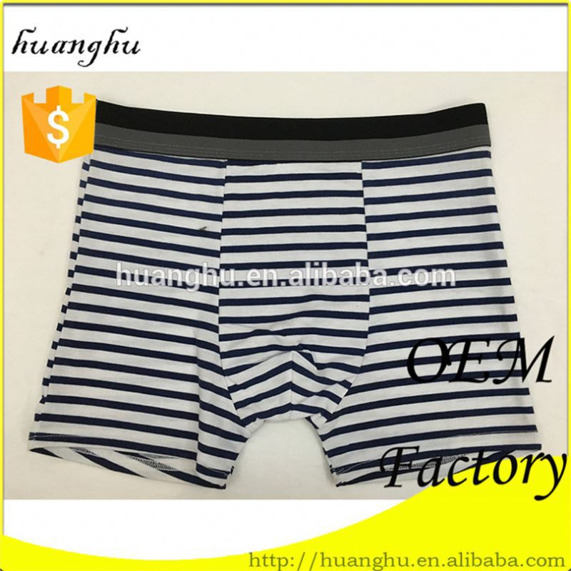 Factory price breathable jean mens underwear