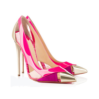 10cm sexy Pumps women dress shoes ladies pointed toe Stiletto women high heel shoes direct manufactures