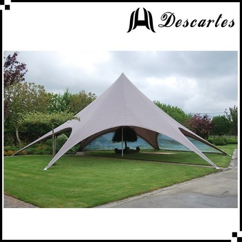 Ivory Star Canopy Tents/large Event Tents/commercial Tents For Sale