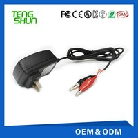 12v 1a ac adapter power adapter with ce rhos gs tuv certification