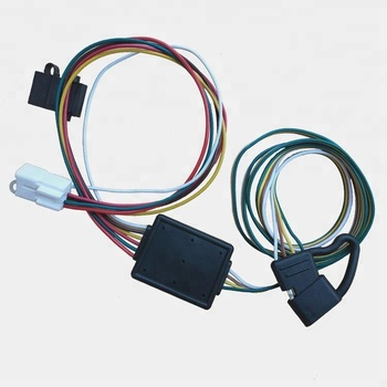 Pleasant Molding Bullet Plug Trailer Truck Electrical Cable With Fuse Wiring Digital Resources Skatpmognl