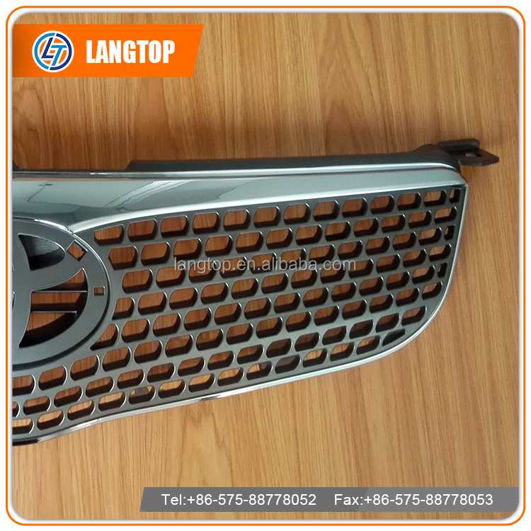 Japan car high quality low price custom made Vios auto aluminium grille