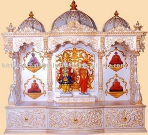 Decorative Pooja Temple