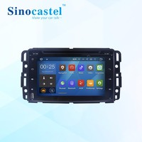7 inch car stereo for GMC based on android 5.1.1 with Radio,BT,3G,GPS,Wifi, E-link