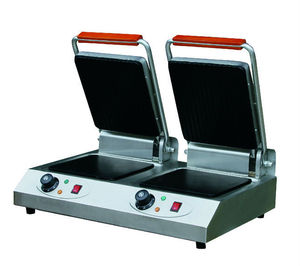 Guangzhou Heavy Duty Commercial Electric/Gas Stainless Steel Griddle
