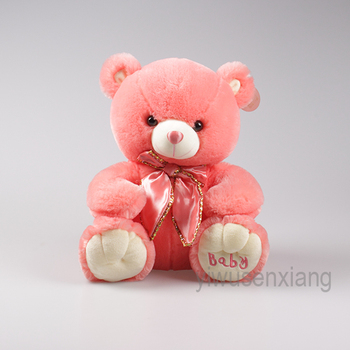 Plush Toys Cute Red Teddy Bear Stuffed Animal Valentineu0027s Day Gifts  Wholesale