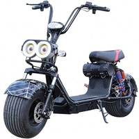 2019 Cheap Price Fat Tire Electric Citycoco Scooter Electric Drift Trike