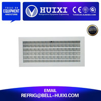 Double Layer Grille Ventilation Outlet