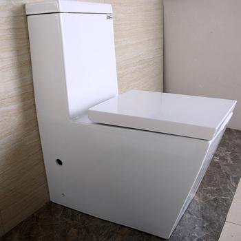 Et201a Custom Design One Piece Bathroom Floor Mounted Ceramic Wc Toilet