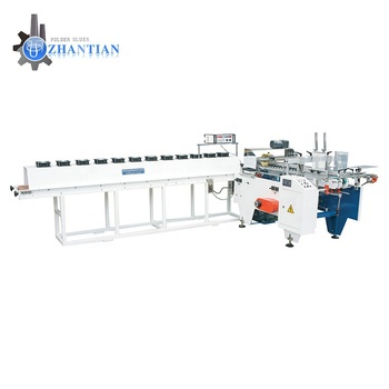 ZB-700 3.7KW automatic paper cup sleeve plastic drying machine