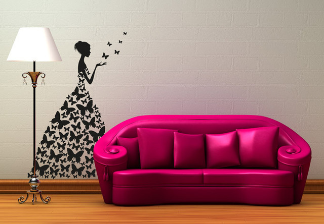 Cool 25 Girls Wall Art Design Decoration Of Best Girl
