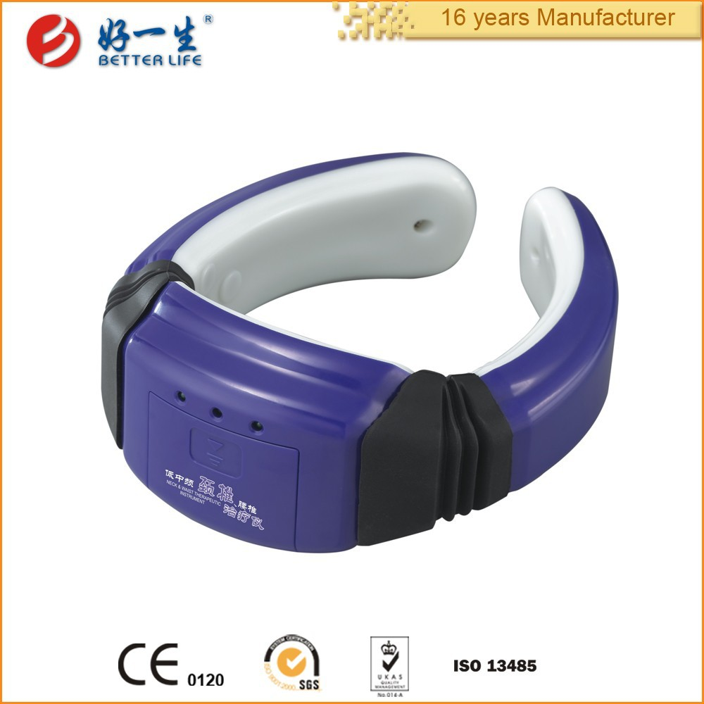 2015 Novel Product Electronic Physio Therapy Office Neck Massager