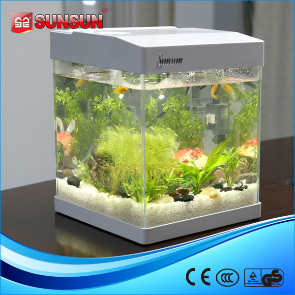 Sunsun Aquariums Fish Tank Desk Nano Tank