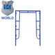Painted Steel Frame Scaffolding Scaffold Mason