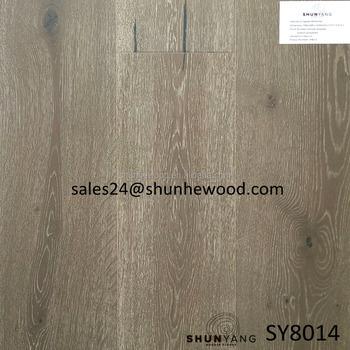 Durable And Strong Surface Oak Veneer Multi Ply Engineered Wood Flooring