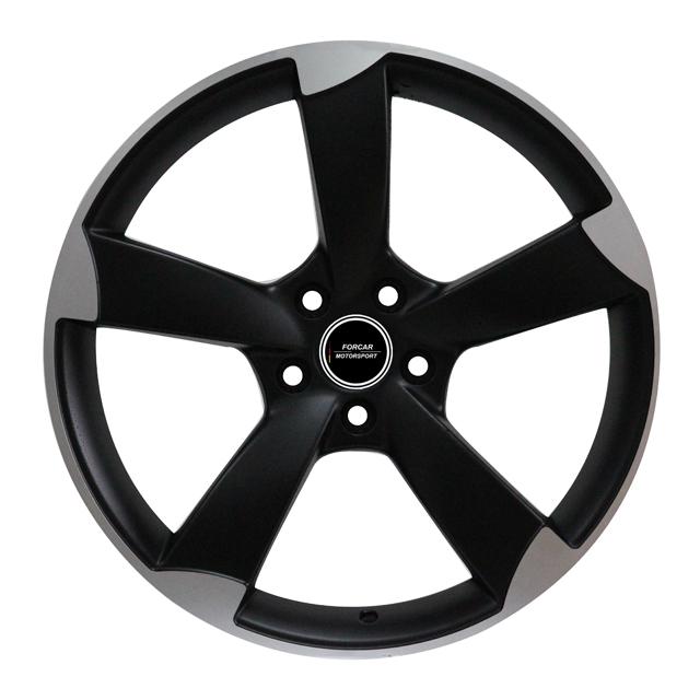 OEM 17 18 19 20 21 inch 5x100/108/112/130 for Audi car replica alloy wheel rims for sale