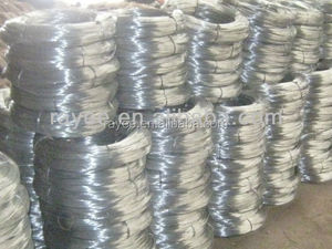 high tensile and best prices bwg 21 galvanized binding wire (BWG5-28)