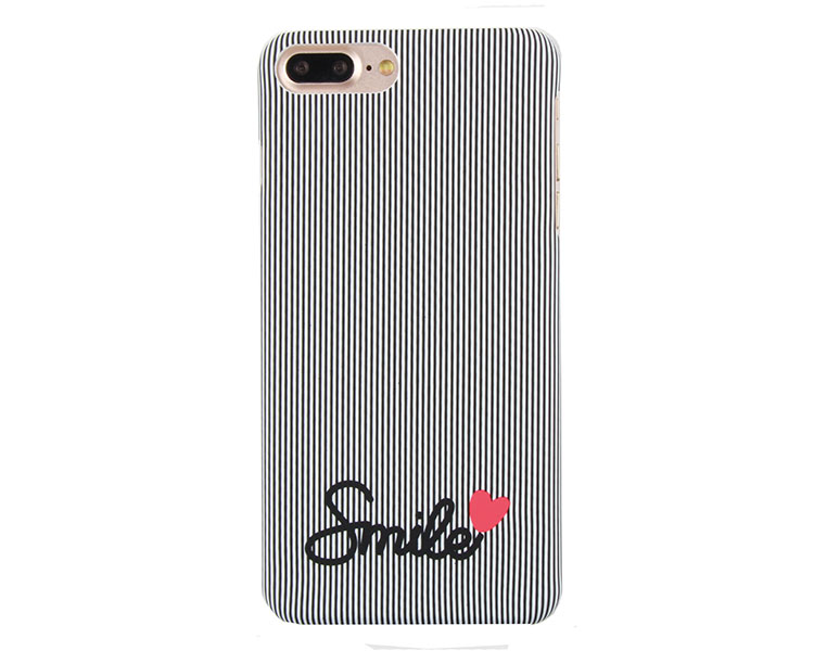 New pc printing case with rubber oil for iphone 7 case back cover for iphone 7 case 360