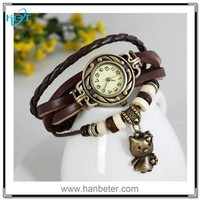 Most popular simple new style ladies retro wrap for top 10 wrist watch brands