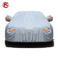 High quality waterproof custom logo printing car cover